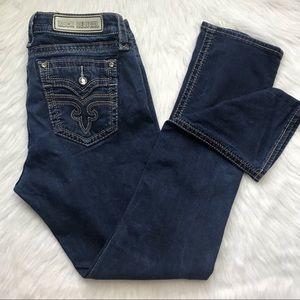 Rock Revival Alivia Easy Skinny leg jeans size 31